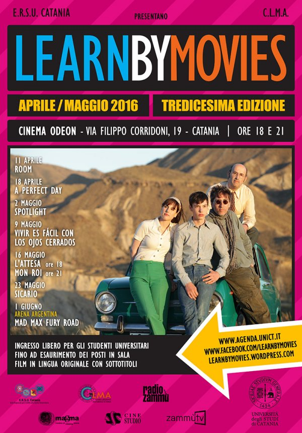 Learn by Movies 13