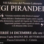 Video e foto VII edizione premio Pirandello 2018