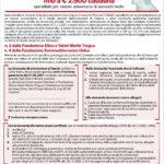 Comunicato Stampa  6 borse di studio per giovani studenti siciliani